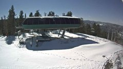 view from Angel Fire Resort - Chile Express on 2018-11-05