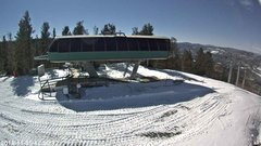 view from Angel Fire Resort - Chile Express on 2018-11-15