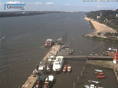 view from Altona Westen  on 2018-08-04