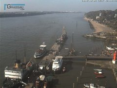 view from Altona Westen  on 2018-10-06