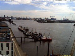 view from Altona Osten on 2018-08-13