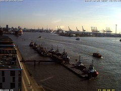 view from Altona Osten on 2018-10-05