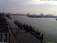 view from Altona Osten on 2018-10-09