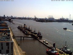 view from Altona Osten on 2019-06-23