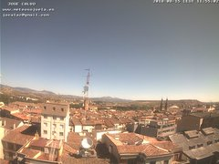 view from LOGROÑO CENTRO on 2018-08-15