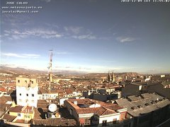view from LOGROÑO CENTRO on 2018-12-09