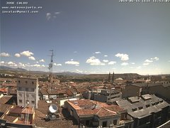 view from LOGROÑO CENTRO on 2019-06-15