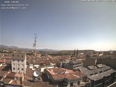 view from LOGROÑO CENTRO on 2019-08-05