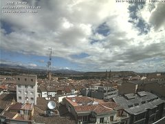view from LOGROÑO CENTRO on 2019-08-15