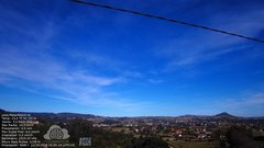 view from MeteoReocín on 2018-10-12