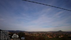 view from MeteoReocín on 2018-12-26