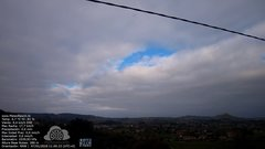view from MeteoReocín on 2019-01-07