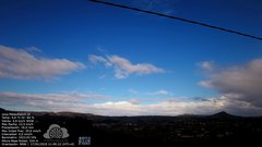 view from MeteoReocín on 2019-01-17