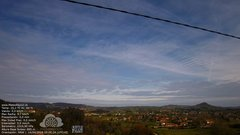 view from MeteoReocín on 2019-04-14