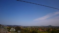 view from MeteoReocín on 2019-04-22