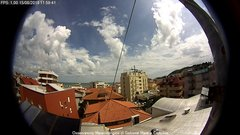 view from Oss. Meteorologico di Gabicce Mare e Cattolica on 2018-08-15