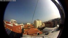 view from Oss. Meteorologico di Gabicce Mare e Cattolica on 2018-10-13