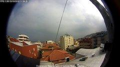 view from Oss. Meteorologico di Gabicce Mare e Cattolica on 2018-10-15