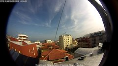 view from Oss. Meteorologico di Gabicce Mare e Cattolica on 2018-10-18