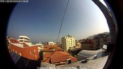 view from Oss. Meteorologico di Gabicce Mare e Cattolica on 2018-10-20
