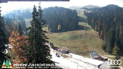 view from Ogorjelica 1 on 2018-10-09