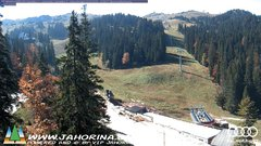 view from Ogorjelica 1 on 2018-10-10