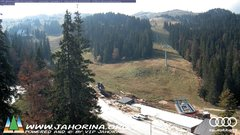 view from Ogorjelica 1 on 2018-10-19