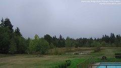 view from Olympic View Cabins Hurricane Ridge Cam on 2018-09-22