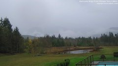 view from Olympic View Cabins Hurricane Ridge Cam on 2018-11-26