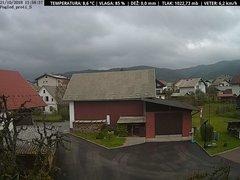 view from VREME ŽIRI-cam-1-SV on 2018-10-21