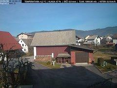 view from VREME ŽIRI-cam-1-SV on 2019-01-13