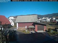 view from VREME ŽIRI-cam-1-SV on 2019-01-15