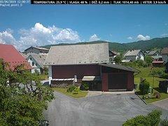 view from VREME ŽIRI-cam-1-SV on 2019-06-03