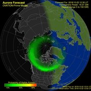 view from Aurora Forecast on 2018-10-22
