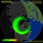 view from Aurora Forecast on 2018-12-02