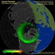 view from Aurora Forecast on 2018-12-03