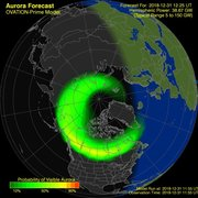 view from Aurora Forecast on 2018-12-31