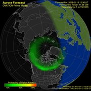 view from Aurora Forecast on 2019-01-13