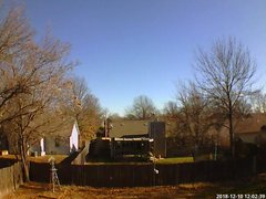 view from Logan's Run Cam2 on 2018-12-10