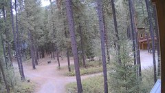 view from Cabin on 2018-09-11