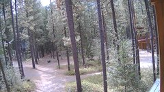 view from Cabin on 2018-09-12