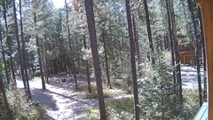 view from Cabin on 2018-09-22