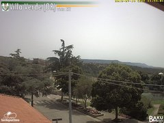 view from Baini Est on 2018-07-14