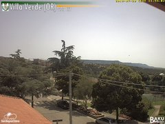 view from Baini Est on 2018-07-20