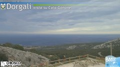 view from Monte Longu on 2019-03-11