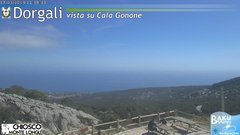 view from Monte Longu on 2019-03-17