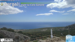 view from Monte Longu on 2019-05-16