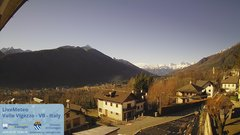 view from Valle Vigezzo on 2019-01-07