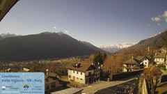 view from Valle Vigezzo on 2019-01-21