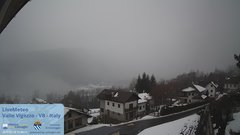 view from Valle Vigezzo on 2019-02-10
